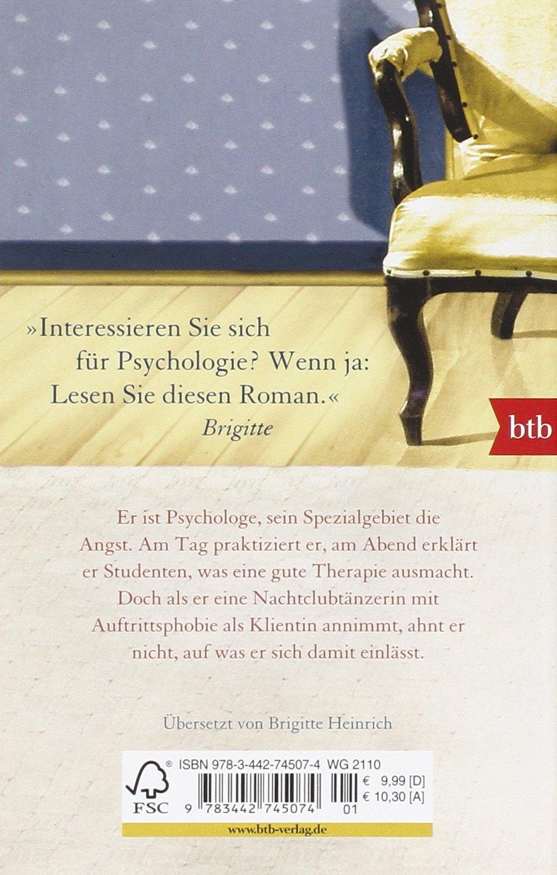Der Gute Psychologe: Roman: Amazon.de: Noam Shpancer, Brigitte ... Gute Bettwasche Wirklich Ausmacht