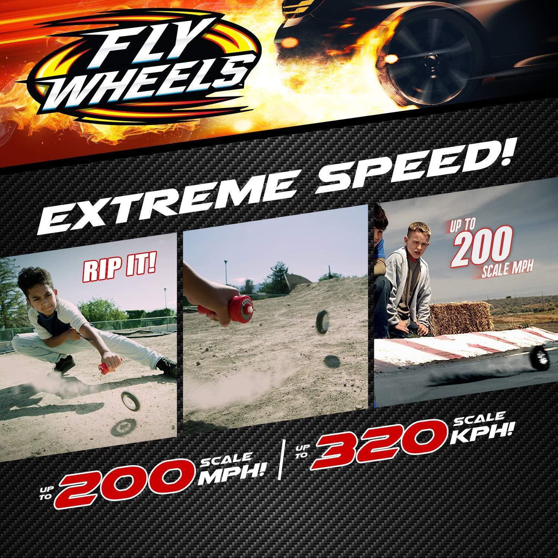 Fly wheels vol et auto 23 pièce compétition set