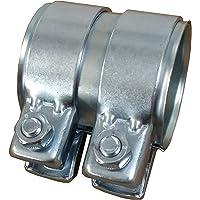 Abrazaderas de tubo de escape en U Bolt Clamp M8 65 mm