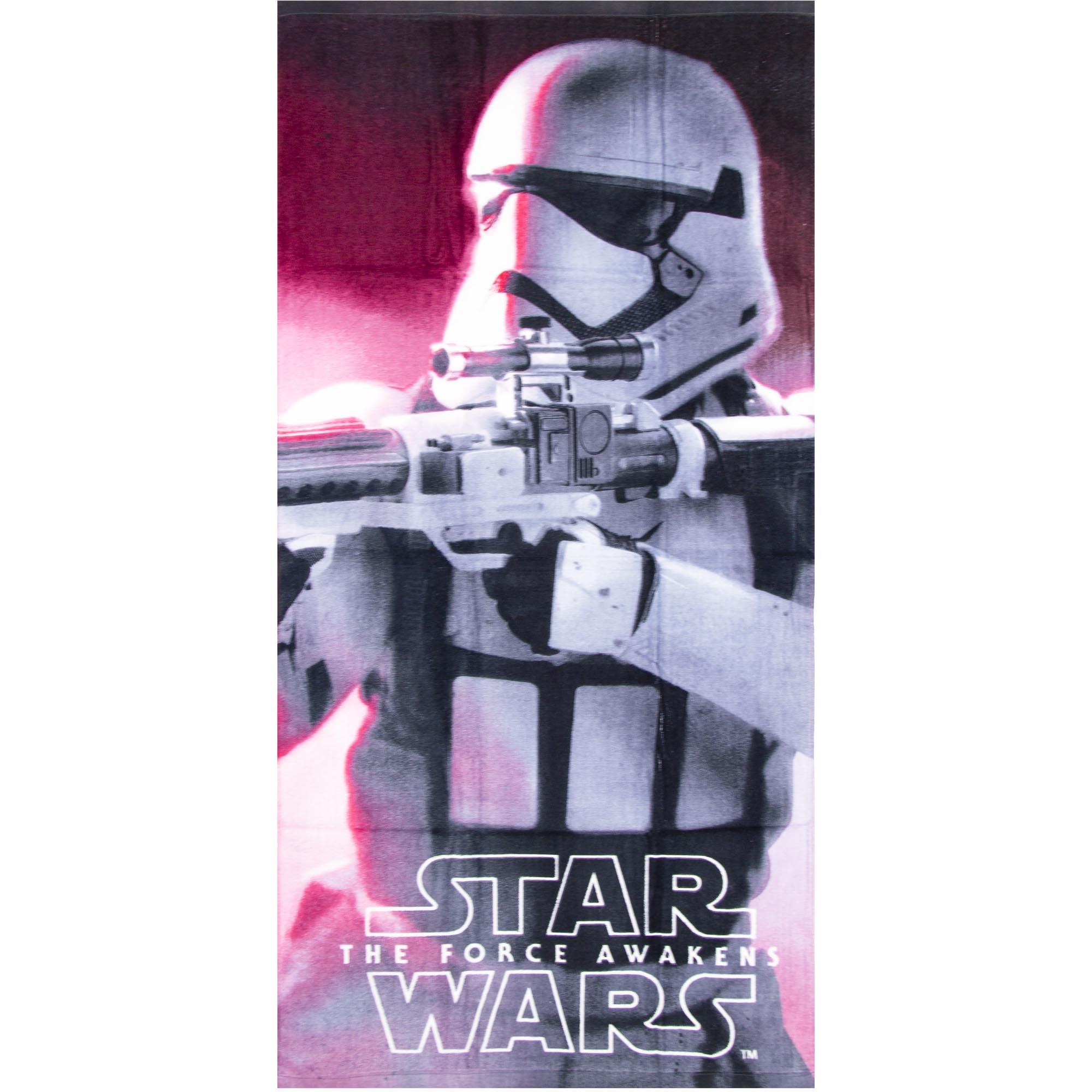 Star Wars Kids Beach Towel (White)