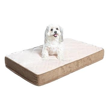 Amazon.com: Milliard - Cama ortopédica acolchada para perro ...