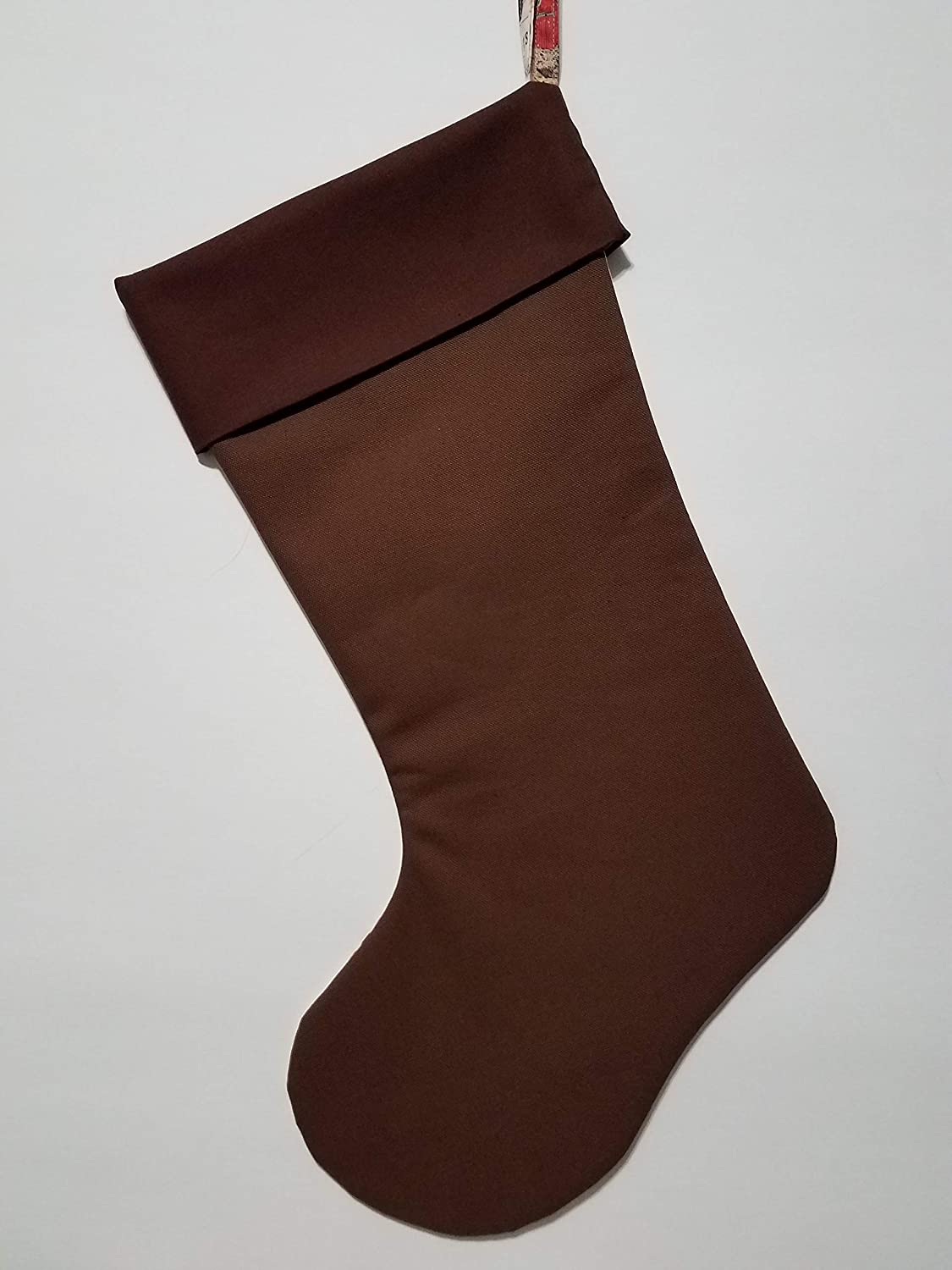 Dairy Farm Quilted Christmas Stocking