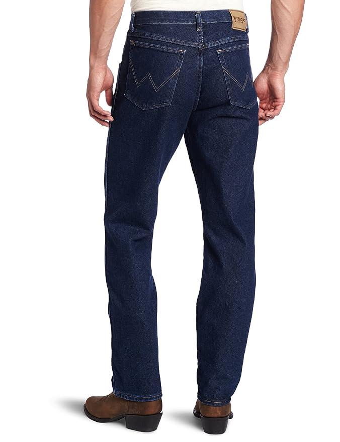 Amazon.com: Wrangler Pantalones vaqueros para hombre, con ...