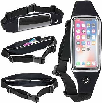 DURAGADGET Cinturón Deportivo Pecho| Cintura para Smartphone ...