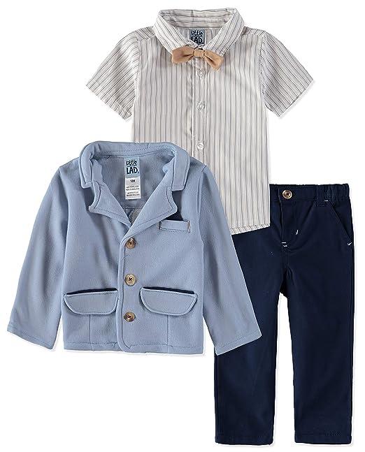 Amazon.com: Little Lad - Conjunto de pantalones para bebé ...