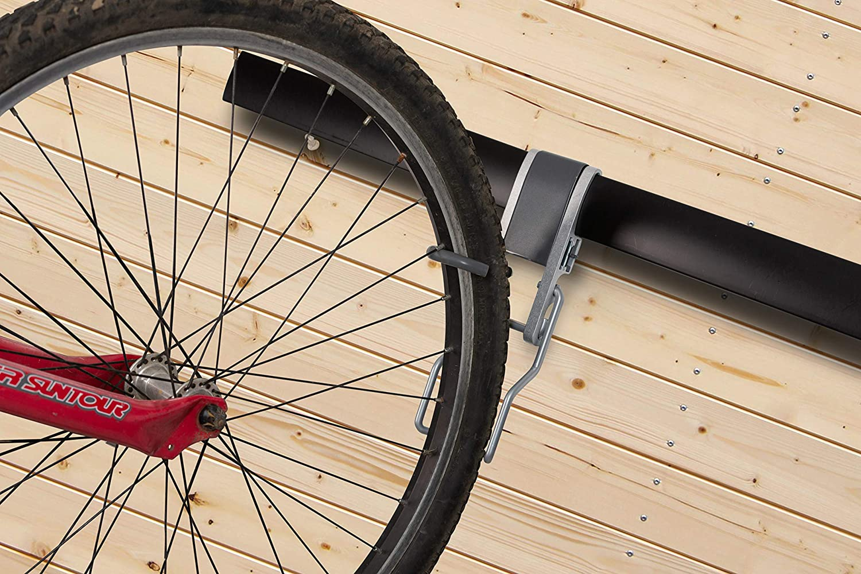 StorageMaid - Sistema vertical de soporte para bicicleta de garaje ...