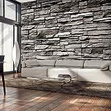 murando Papier peint intissé 400x280 cm ! Top vente - Papier peint - Tableaux - muraux - déco - XXL - briques pierre optique f-B-0043-a-a