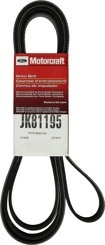 MOTORCRAFT JK81195 Replacement Belt