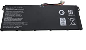 Aluo AC14B18J 11.4V 3220mAh /36Wh Laptop Battery for Acer Aspire E3-111 E3-112 E3-112M Aspire V3-111 V5-122 V5-132 Aspire ES1-511 ES1-512 Chromebook CB3-111 Chromebook CB5-311
