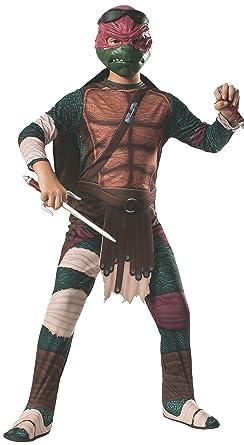 Disfraz de Raphael Tortugas Ninja Movie para niño - 5-7 años ...
