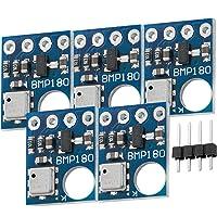 AZDelivery 5 x GY-68 BMP180 Czujnik ciśnienia barometrycznego i temperatury kompatybilny z Arduino i Raspberry Pi wraz z…