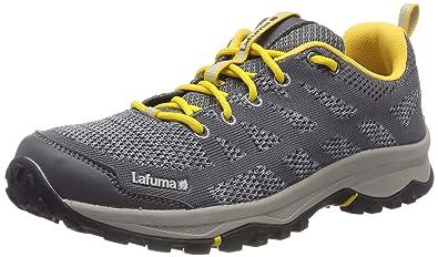a2e14a5ed8912 Lafuma Men's Shift Knit M Low Rise Hiking Shoes, Grey (Dark Shadow/Sulphur