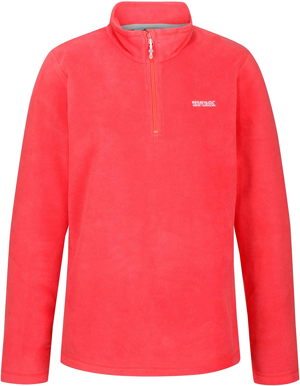 2 x Regatta Embraced Women/'s Soft Half-Zip Fleece Jacket Size 18 RRP £30 each