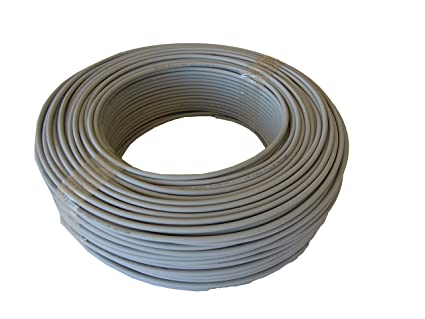 Cable FLEXIBLE Libre de Halógenos H07Z1-K(AS) 1 x 1,5