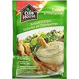Club House, Dry Sauce/Seasoning/Marinade Mix, Salad N Dip, Italian, 42g, Case Pack 12 Count