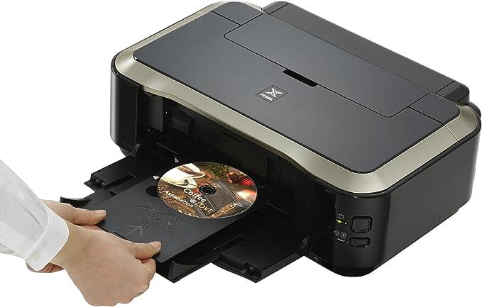 Canon PIXMA iP4850 - Impresora Color (11 ipm, A4): Amazon.es ...