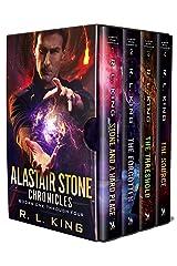 Alastair Stone Chronicles Box Set: An Alastair Stone Urban Fantasy Collection (Alastair Stone Chronicles Books 1-4) (The Alastair Stone Chronicles Box Sets Book 1) Kindle Edition
