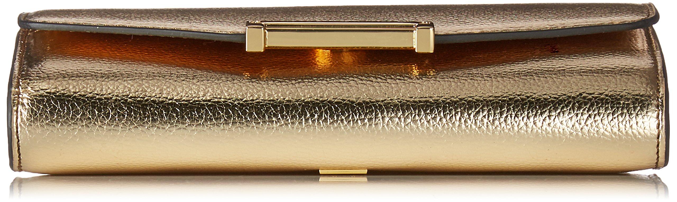 Ivanka Trump Mara Crossbody Wallet-Gold, Metallic Pebble by Ivanka Trump (Image #4)