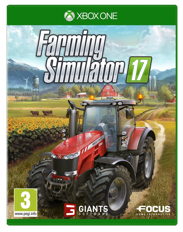 Farming Simulator 17 (Xbox One) (UK IMPORT)