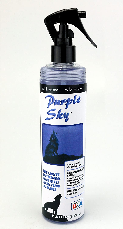 Amazon.com: Wild Animal Purple Sky RTU Cologne, 11.7 fl. oz.: Pet Supplies