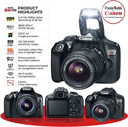 Canon Canon T6 K2 product image 4