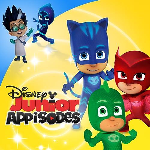 Catboy and the Shrinker - PJ Masks - Disney Junior Appisodes by Disney