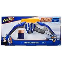 Nerf - Lanzadardos Elite Stratobow (Hasbro B5574EU6)