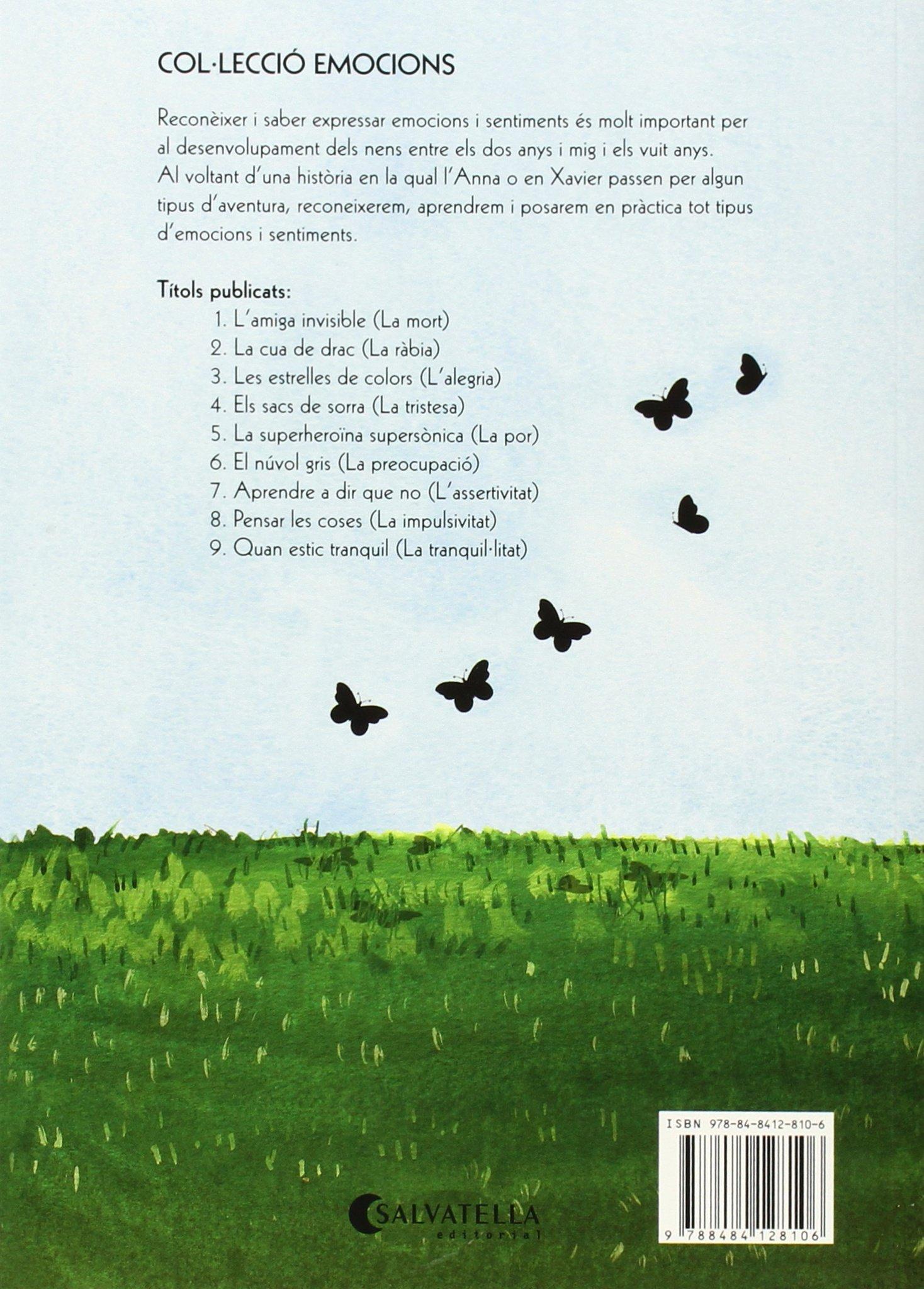 (CAT).QUAN ESTIC TRANQUIL.(TRANQUIL·LITAT).(EMOCIONS): Mireia Canals Botines: 9788484128106: Amazon.com: Books