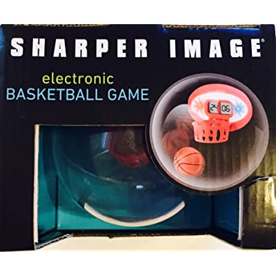 Sharper Image Hand Held Basketball Game: Toys & Games