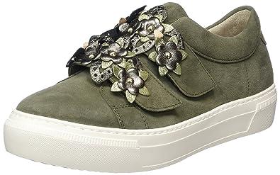 Gabor Shoes Damen Jollys Derbys, Grün (Oliv), 40 EU