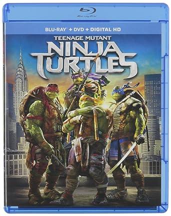Amazon.com: Teenage Mutant Ninja Turtles [Blu-ray]: Will ...