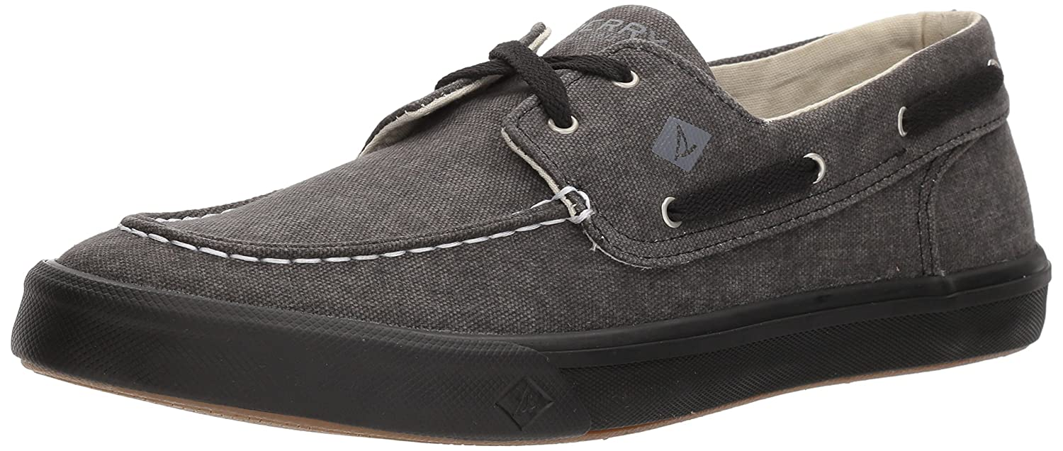Sperry Bahama II Boat Washed Black - Náuticos Hombre