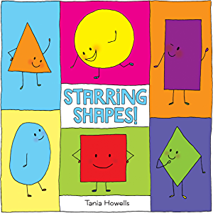 Starring Shapes!