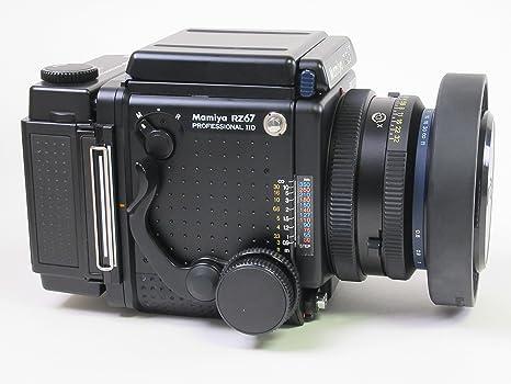 Mamiya RZ67 Profesional Pro II D Formato Mediano Plegable de ...