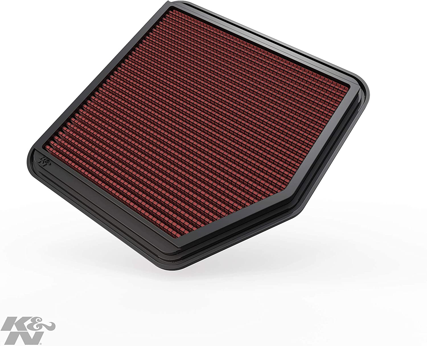 K/&N 33-2345 Replacement Panel Air Filter for Lexus IS220//IS250//GS430//GS350//IS350