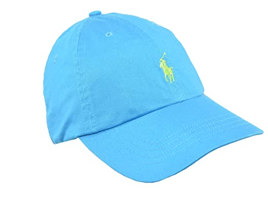 183e8d5f Amazon.com: Polo Ralph Lauren Mens Embroidered Logo Ball Cap: Sports &  Outdoors