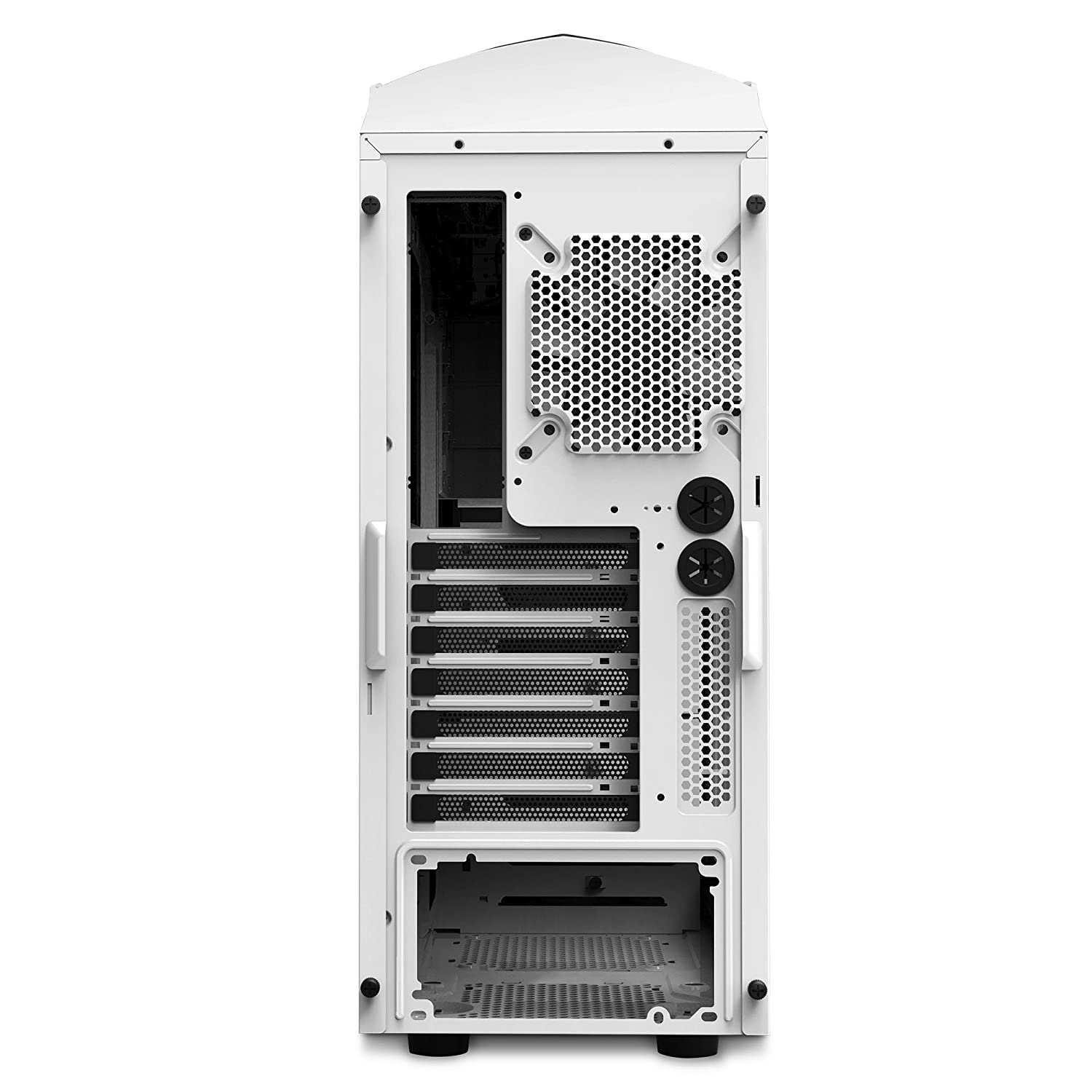 Amazon.com: NZXT Phantom 240 Mid Tower Computer Case, White (CA-PH240-W1):  Computers & Accessories