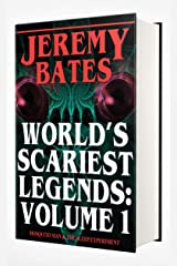 World's Scariest Legends: Volume 1: Two scary books by the new master of horror Kindle Edition