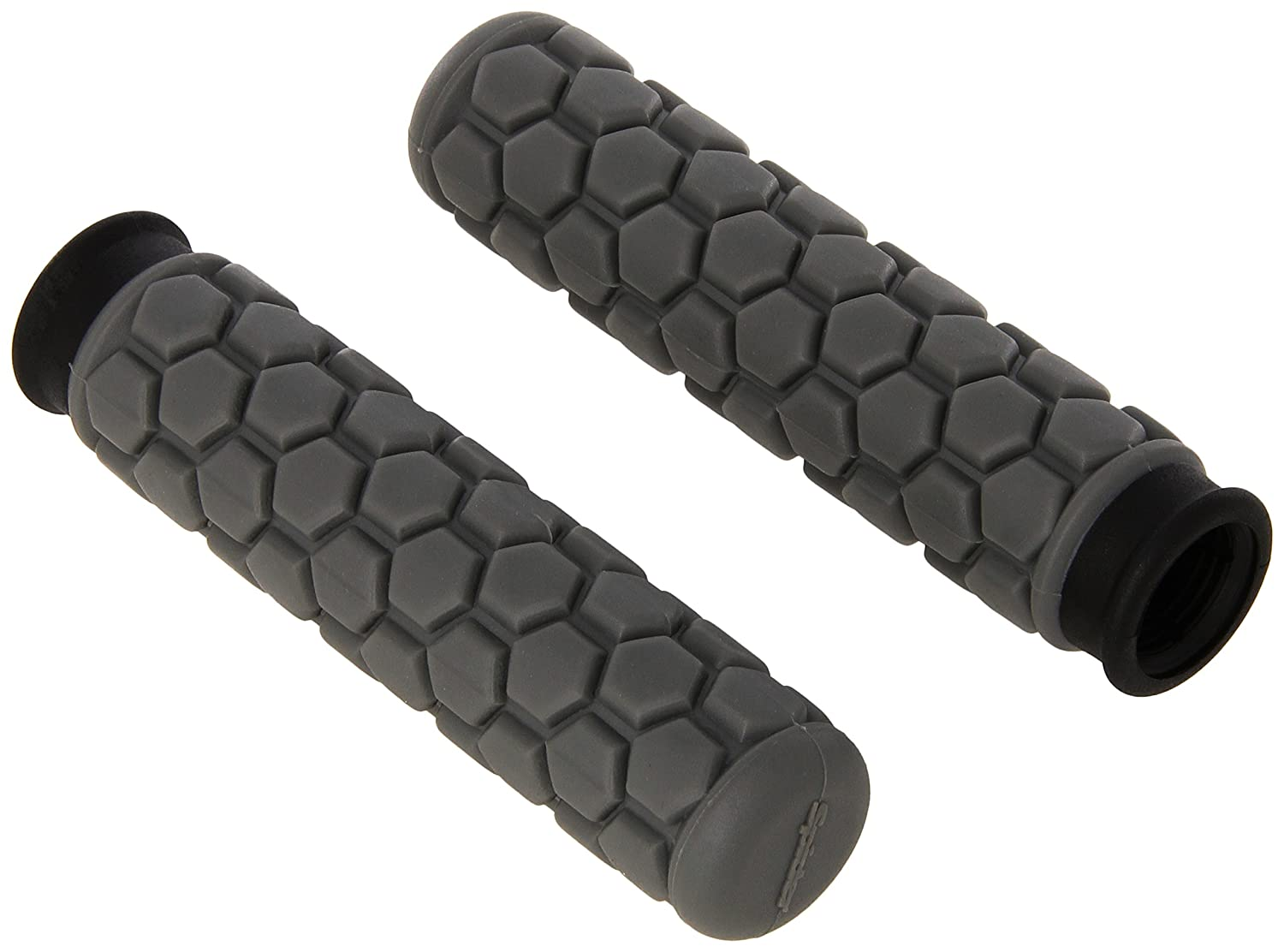 Spider Grips A3-G Grey A3 Grips for ATV Watercraft and Snowmobiles