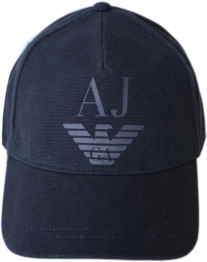 Armani Jeans - Gorra de béisbol - para Hombre Azul Azul Marino ...