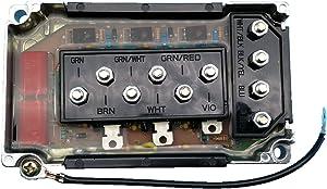 Tuzliufi Replace CDI Switch Box Mercury Mariner Outboard 50hp 60hp 65hp 70hp 75hp 80hp 90hp 105hp 115hp 135hp 140hp 150hp 175hp 200hp 220hp 225hp 250hp 300hp 332-7778A12 332-7778A9 332-7778A6 New Z52