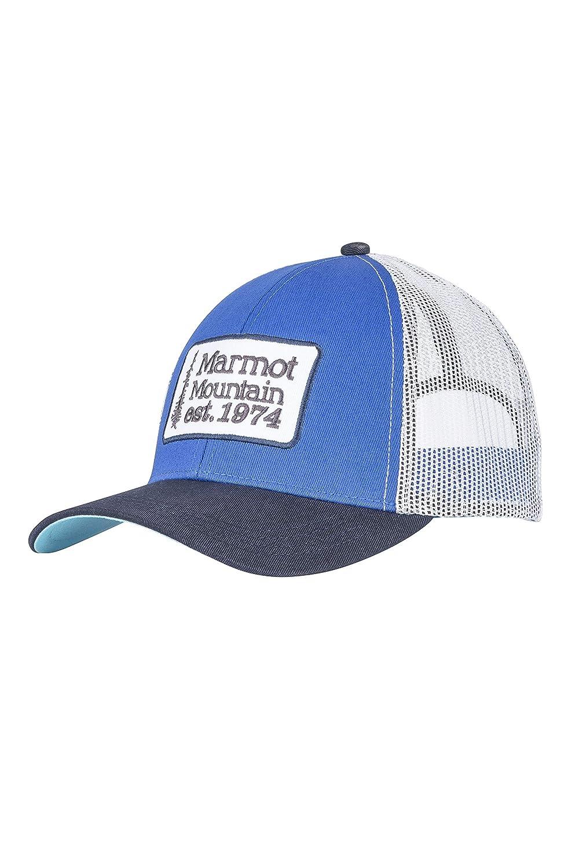 Amazon.com   Marmot Men s Retro Trucker Hat ed2d09dd04f