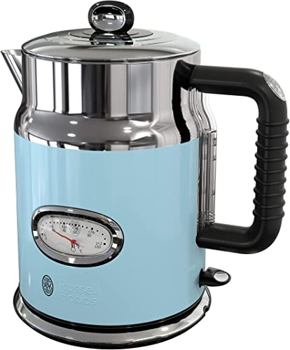 Remington Russell Hobbs KE5550BLR Retro Style 1.7L Electric Kettle
