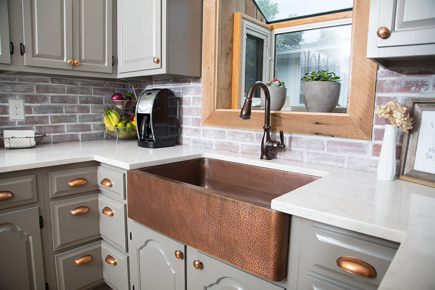 copper farmhouse sink reviews