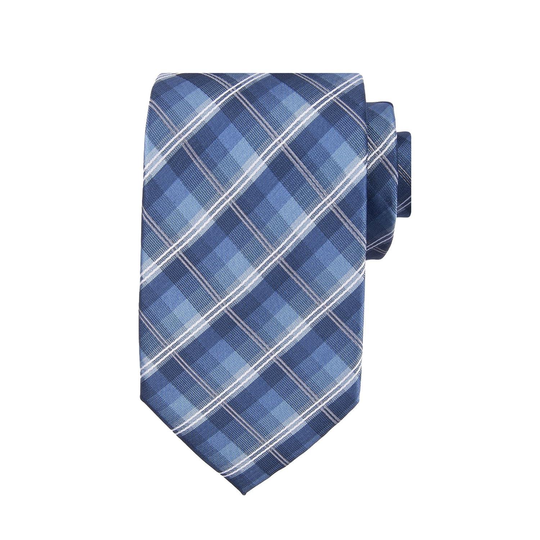 Circle Print Pattern Hand Made Men/'s Tie by Manzini Neckwear