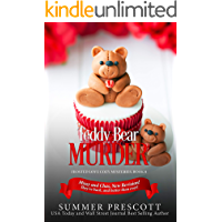 Teddy Bear Murder (Frosted Love Cozy Mysteries Book 8)