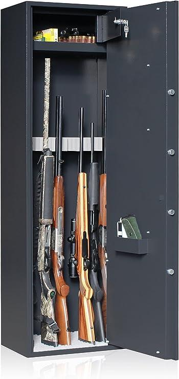 Elite Armoire Forte Reload 8 Armes Coffre Amazon Fr Sports Et