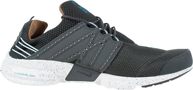 Nike Lunar Presto Tenis para Correr para Hombre, (Newsprint/Blue Hero/TL Tint/SL), 43 EU: Amazon.es: Zapatos y complementos