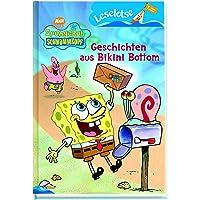 Sponge Bob Schwammkopf - Geschichten aus Bikini Bottom: Leselotse - 1. Lesestufe