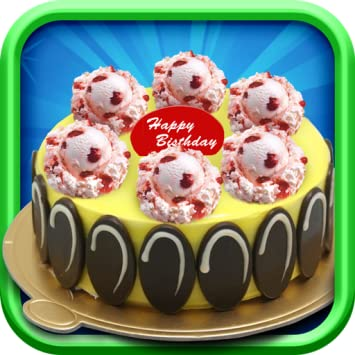 Amazon make ice cream cake cooking games appstore for android make ice cream cake cooking games ccuart Image collections